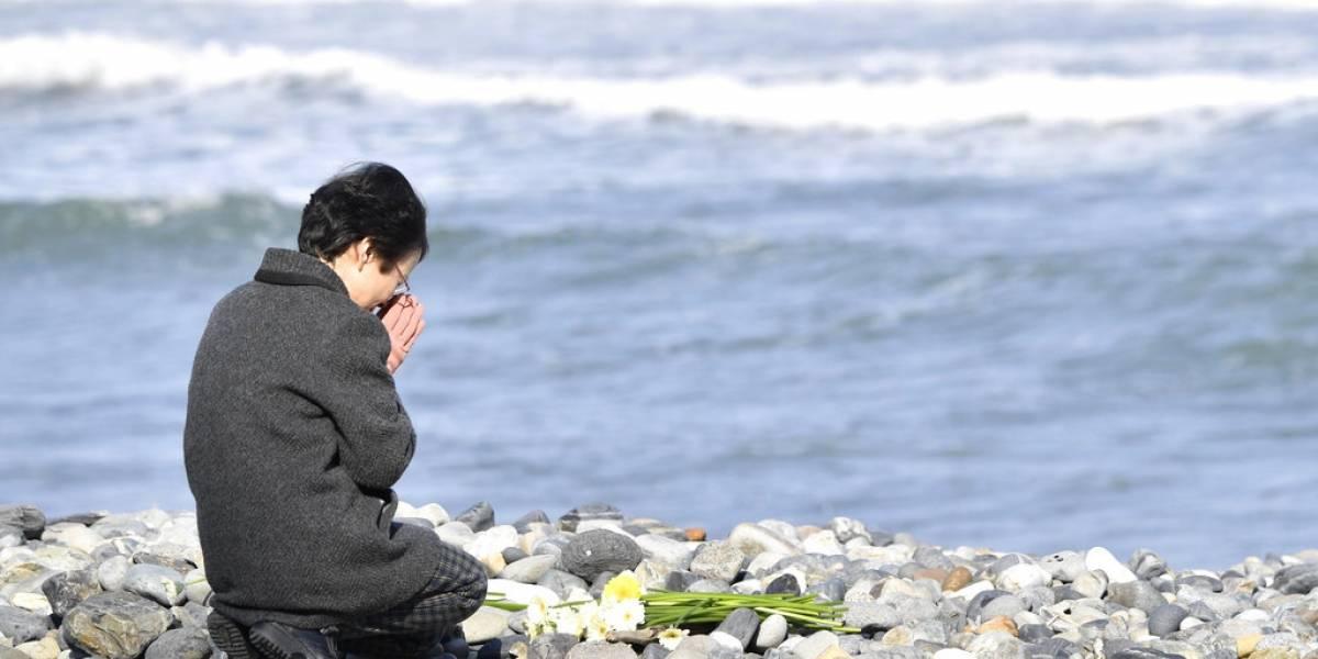 A siete años, recuerdan a víctimas del megaterremoto de Japón