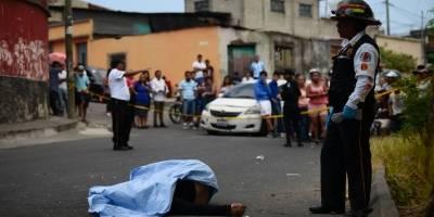 Asesinado en Villa Nueva