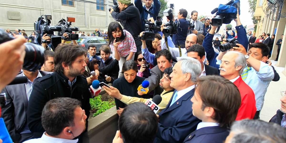 Gabriel Boric apoya iniciativa de Sebastián Piñera respecto al Sename
