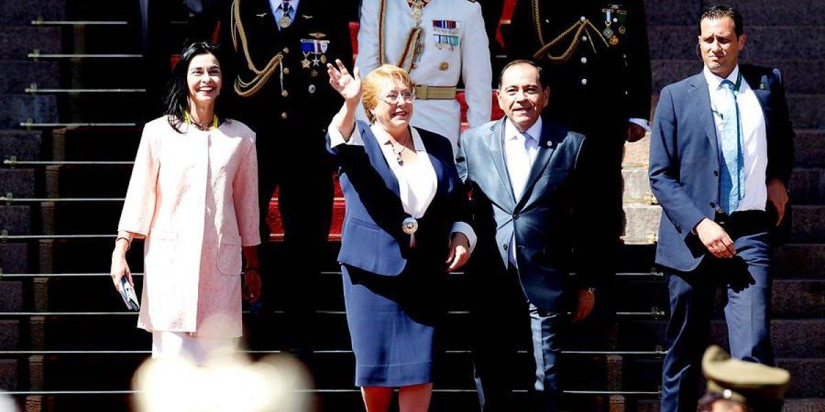 La emotiva despedida de Michelle Bachelet y el futuro que la espera como ciudadana
