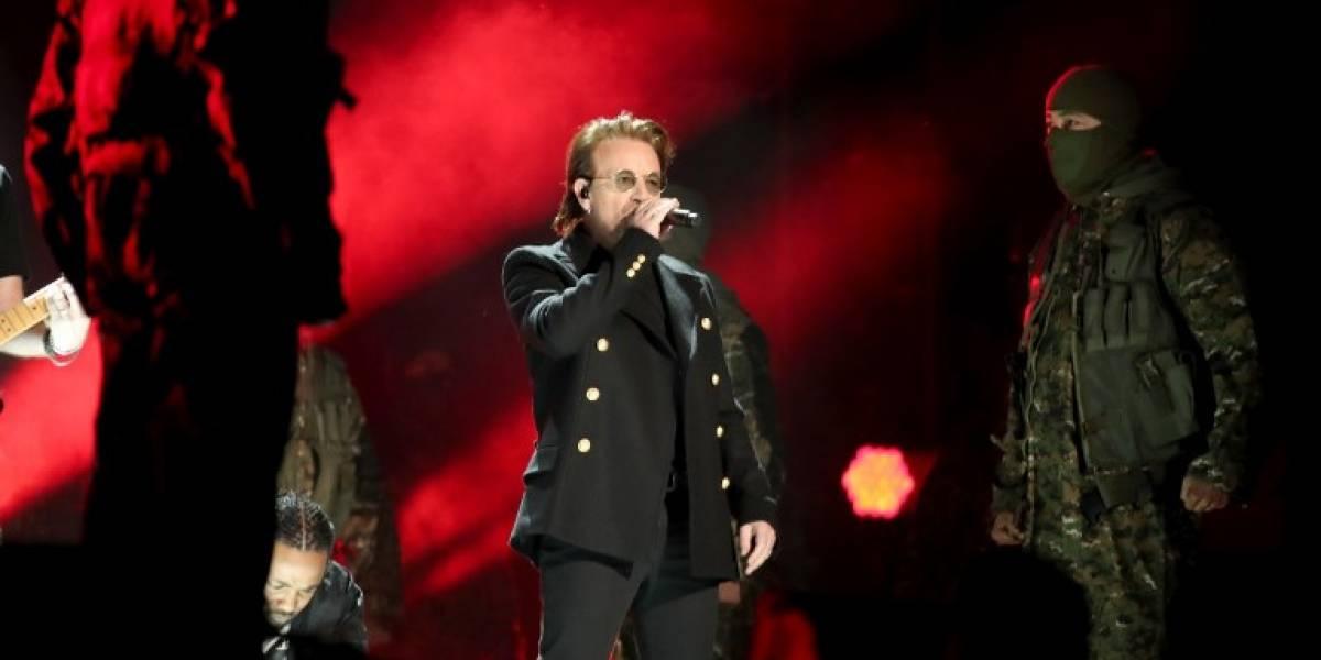 Bono se disculpa por acusaciones de acoso en ONG que fundó