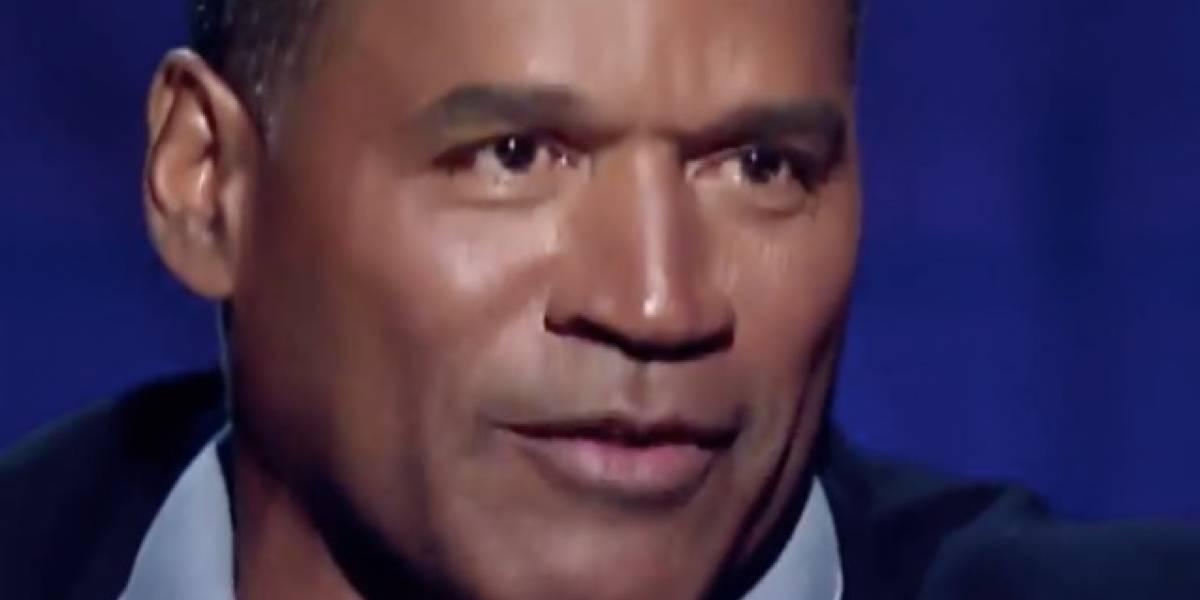 Revelan entrevista de OJ Simpson; dio detalles del asesinato de exesposa