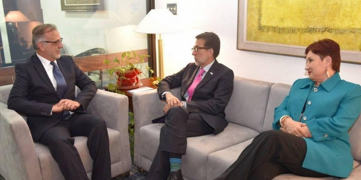 Embajada de Estados Unidos reitera su apoyo a la CICIG