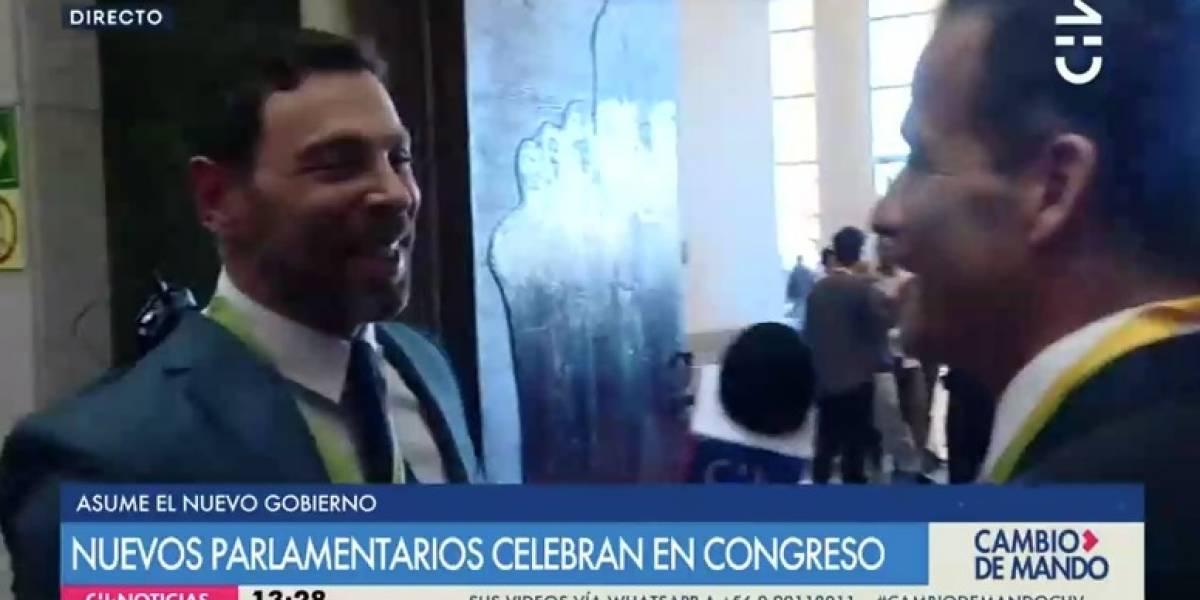 """""""¡Soy una autoridad!"""": El divertido chascarro de José Antonio Neme e Ivan Núñez al no percatarse que estaban en vivo"""