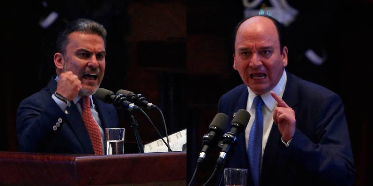 Destitución de Serrano y juicio político a Baca aviva debate sobre corrupción