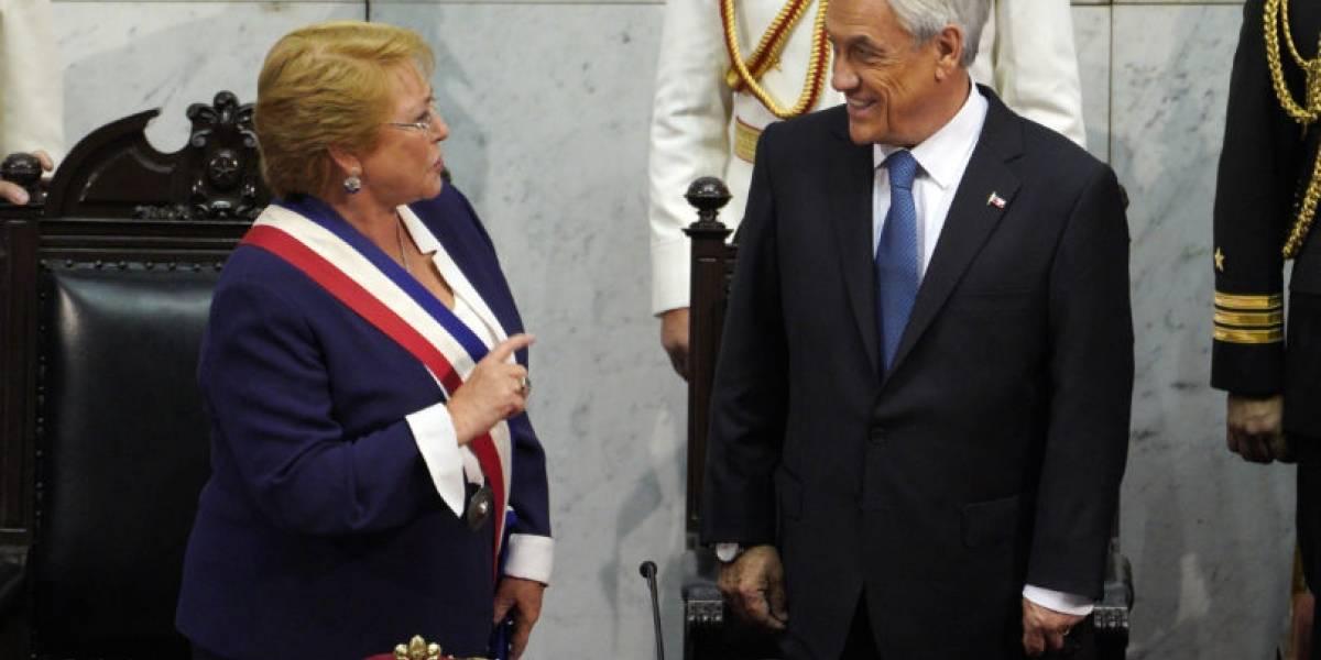Sebastián Piñera comenzó segundo mandato en Chile