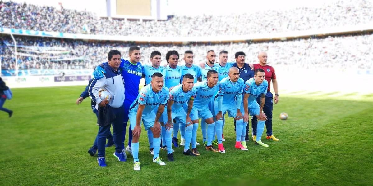 Bolívar reserva a sus mejores hombres para recibir a Colo Colo por la Libertadores