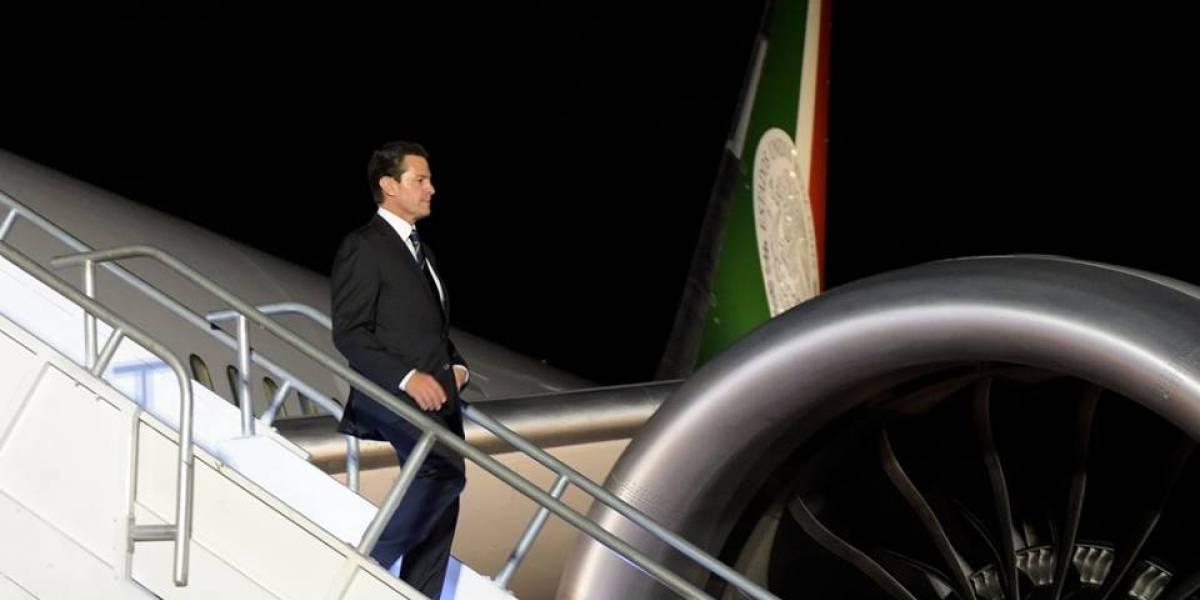 Construcción del muro fronterizo no es un gesto amistoso: Peña Nieto
