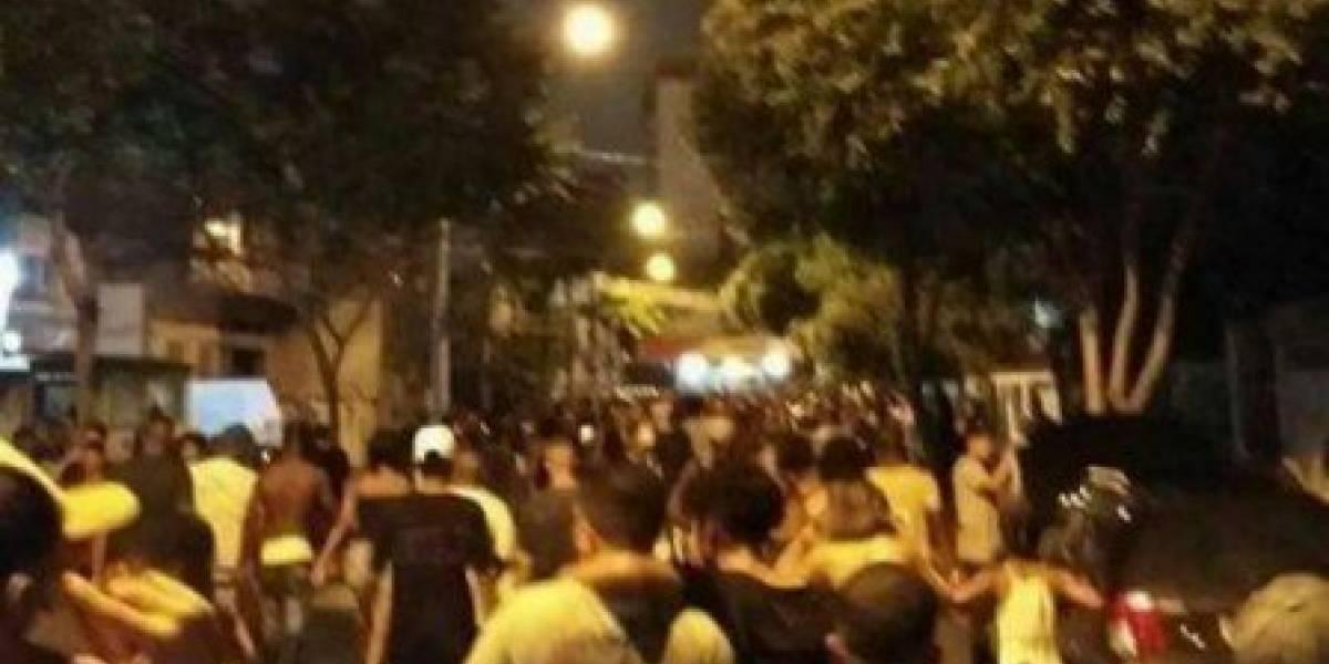 Mais de 70 pessoas ficam feridas em confusão em baile funk na zona norte do Rio