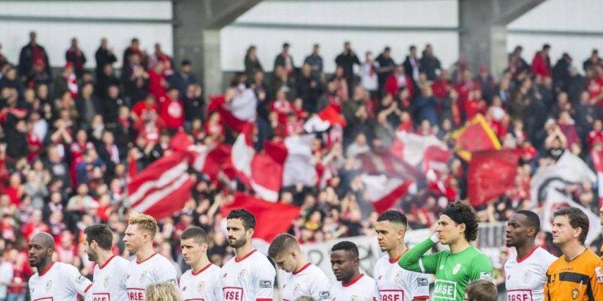 Ochoa y Standard Lieja triunfan con espectacular remontada