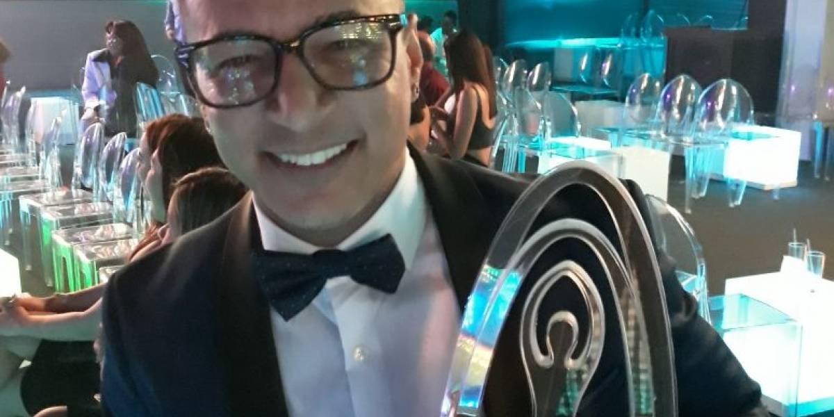 """""""El Deivy Jiménez"""" reconocido en Premios Conga"""