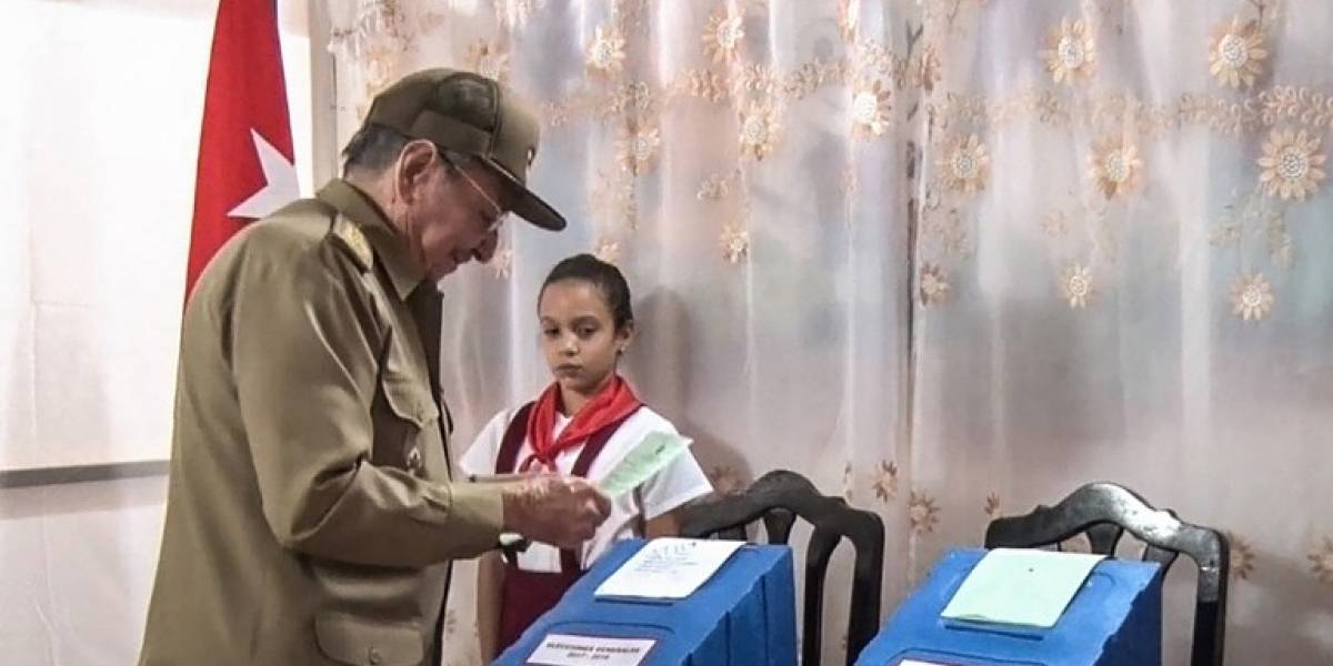 Cuba inició en las urnas el adiós a la era Castro