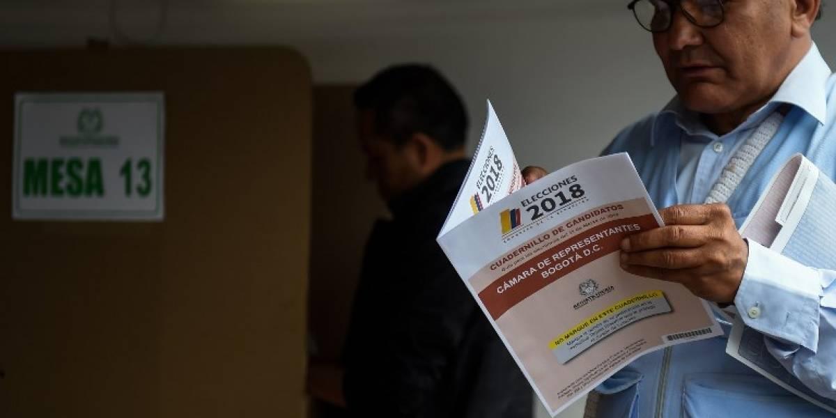 Exguerrilleros afrontan su primera prueba electoral en Colombia