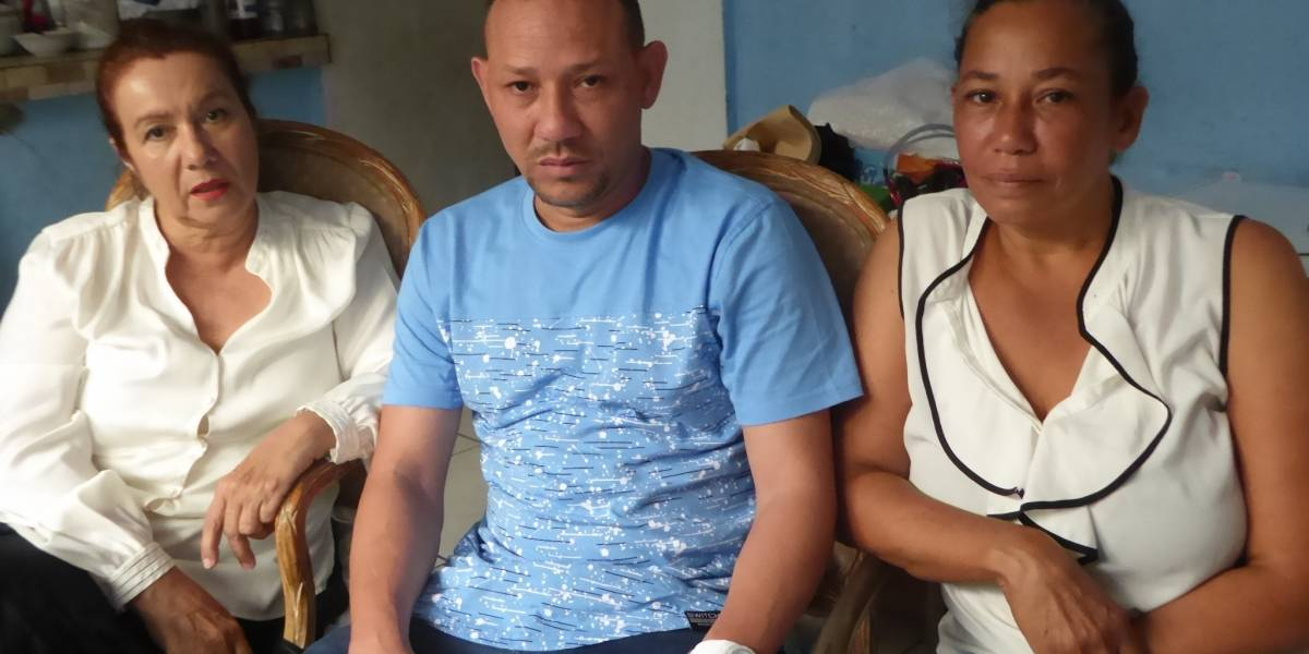 Sale libre después de 11 años en prisión por crimen que no cometió