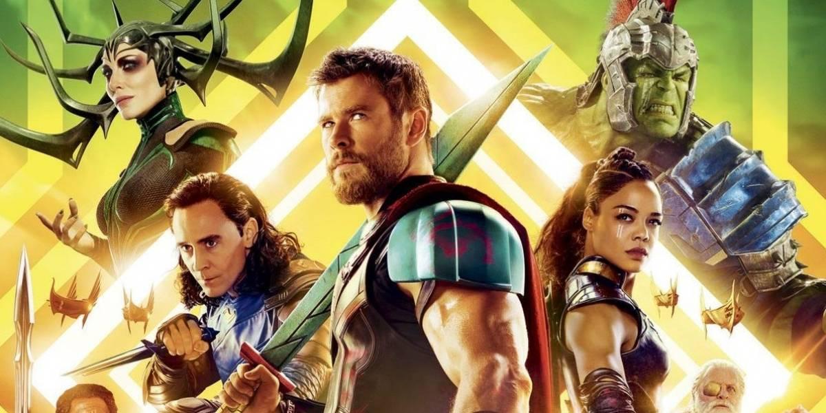 Ahora podrás ver las escenas eliminadas de Thor: Ragnarok
