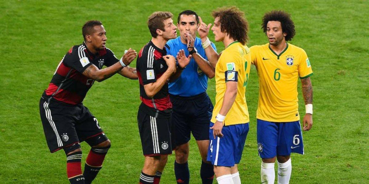 Alemania 'trollea' a Brasil previo a su próximo enfrentamiento