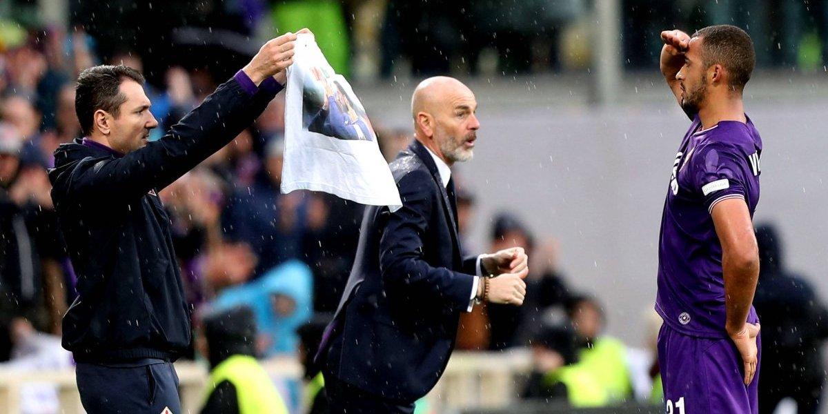 FOTOS: Fiorentina gana y rinde emotivo homenaje a Davide Astori