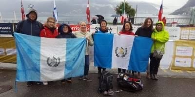 Guatemaltecos en Suiza