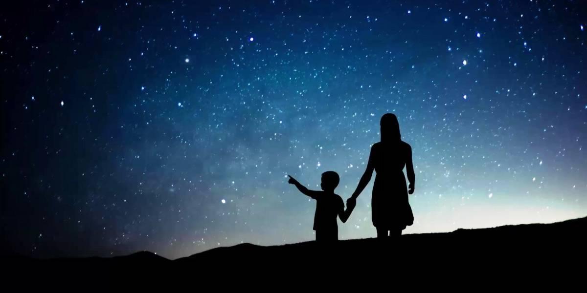 Esta noche será visible una estrella artificial desde la isla