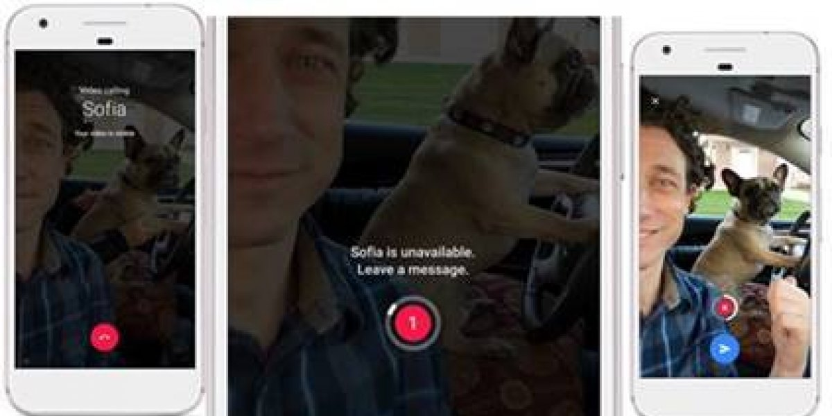 Anuncian mensajes de video en Google Duo