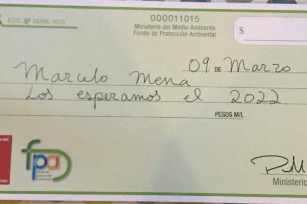 cheque Marcelo Mena