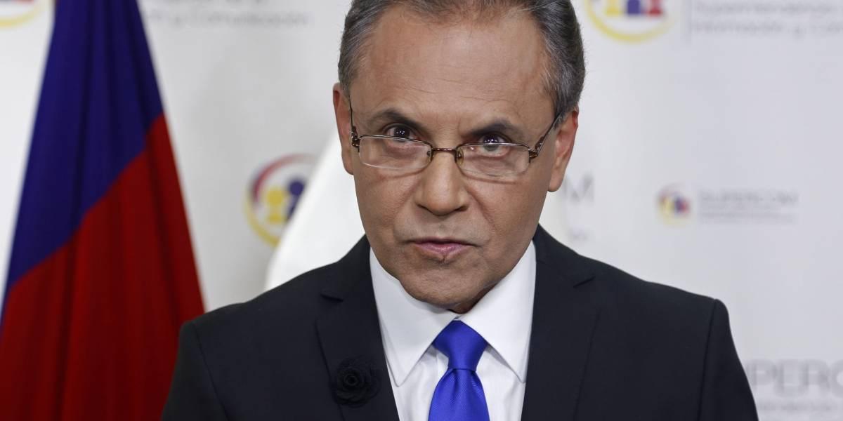 Corte Nacional llama a juicio a Carlos Ochoa,  exsuperintendente de Comunicación