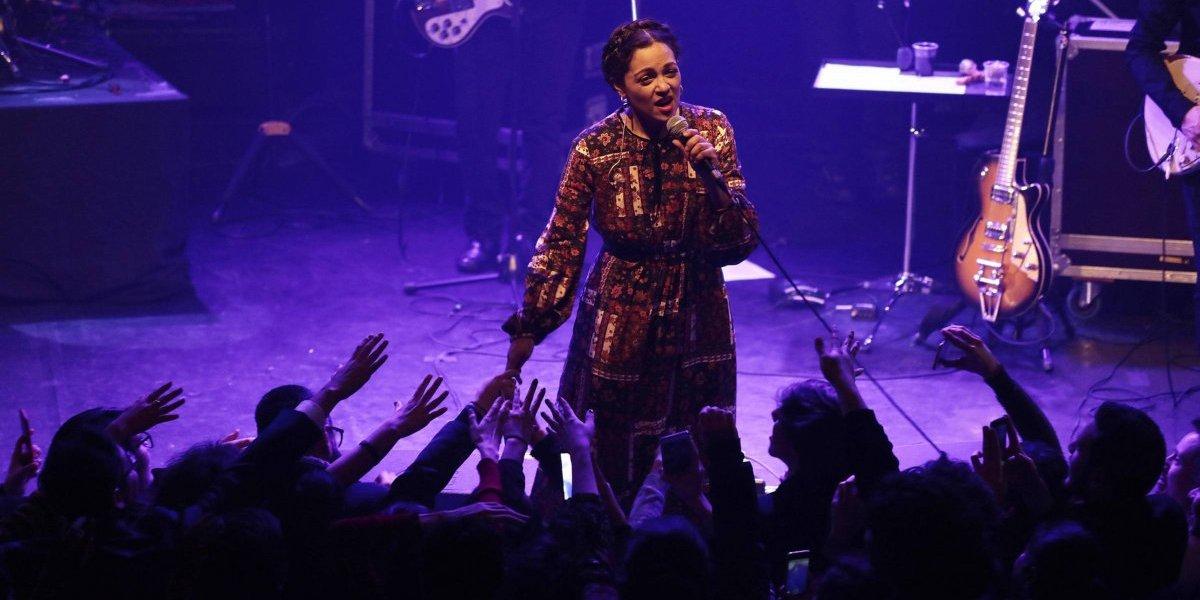 Natalia Lafourcade abre nueva fecha en el Teatro Metropólitan