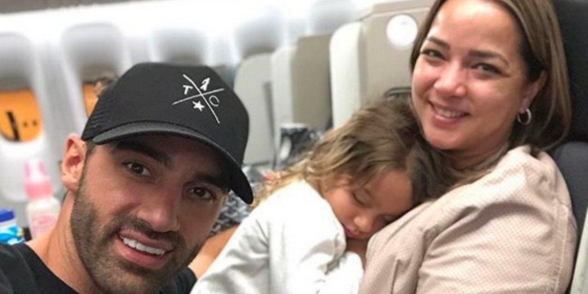 Adamari López se va de vacaciones familiares a Turquía