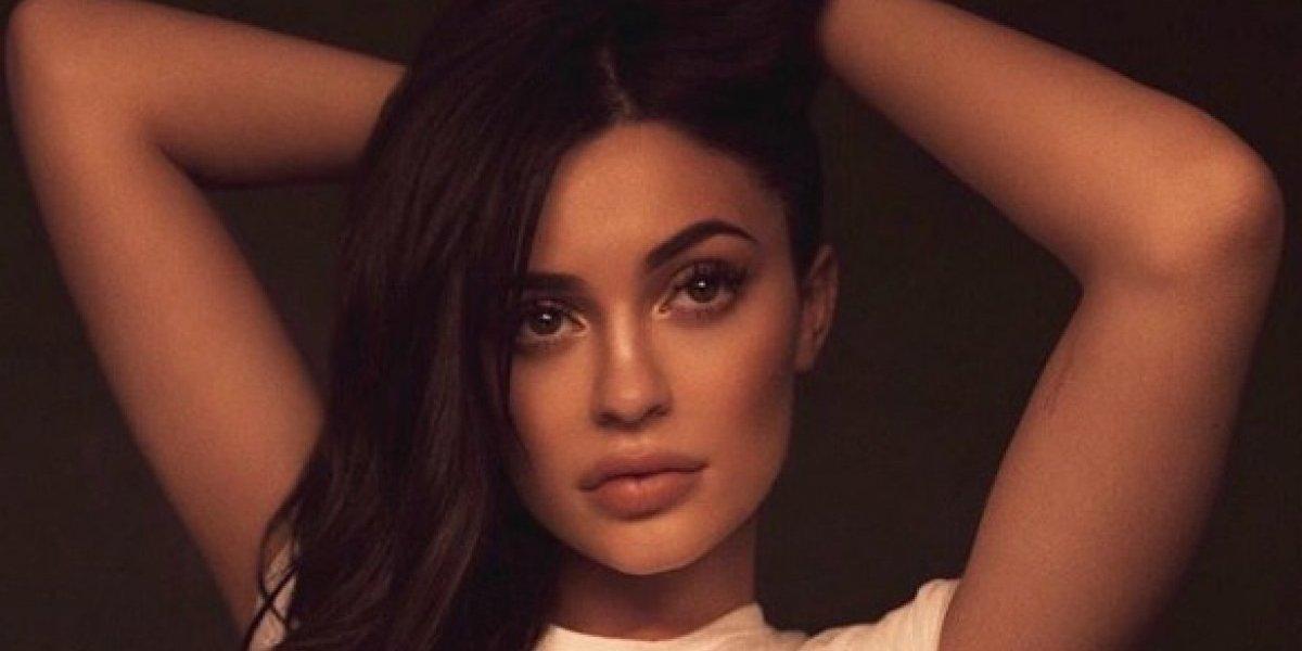 Kylie Jenner presume su nuevo y millonario regalo en Instagram