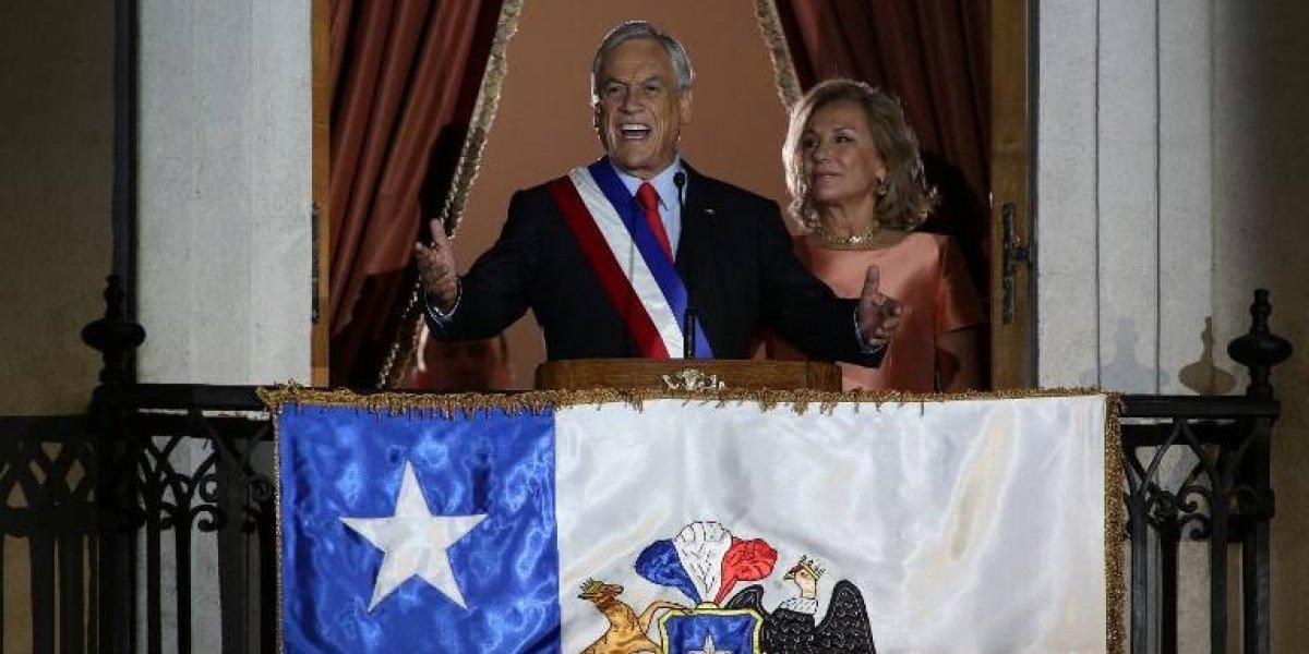 VIDEO. Sebastián Piñera hace llamado de unidad en su primer discurso como presidente de Chile