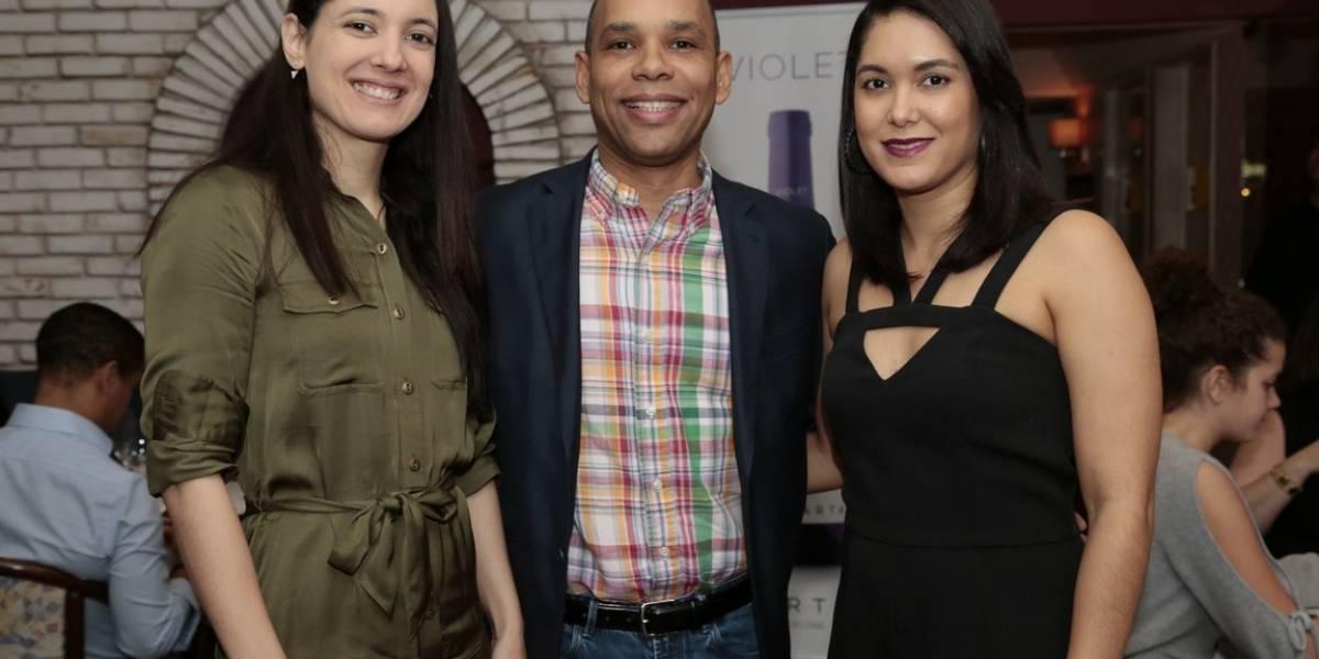 #TeVimosEn: Sembra presenta vinos Violet Marta y Siana