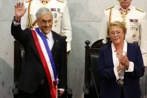 Toma de posesión de Sebastián Piñera