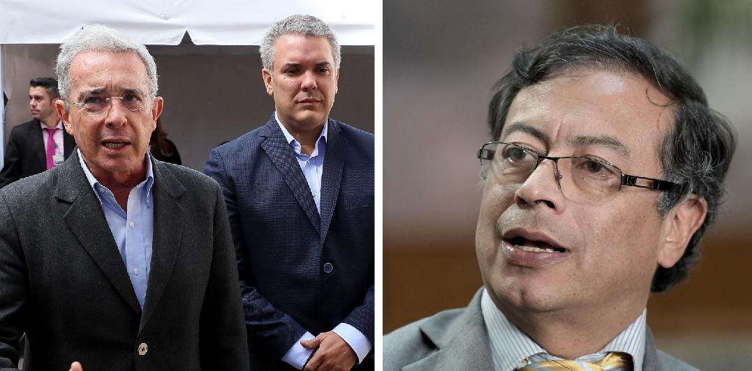 Uribe y Petro por fin se pusieron de acuerdo en algo y a esta conclusión llegaron