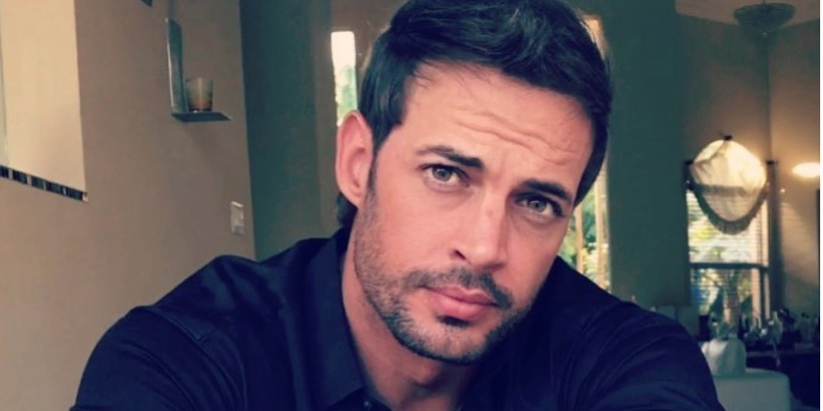 William Levy incendia las redes con foto semidesnudo