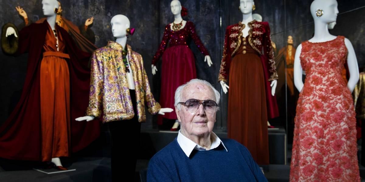 Muere a los 91 años Hubert de Givenchy