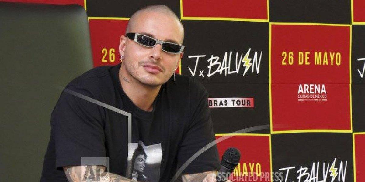 J Balvin reconoce a las mujeres en el reggaetón