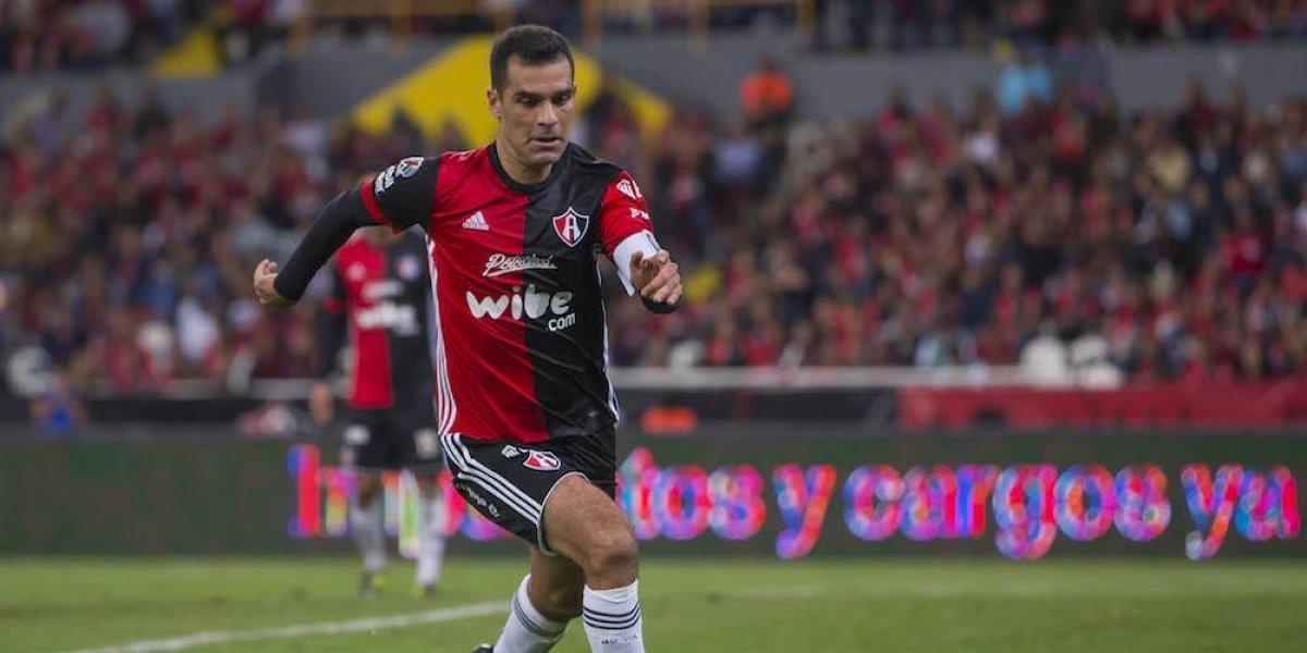 Rafael Márquez podría jugar su quinto Mundial