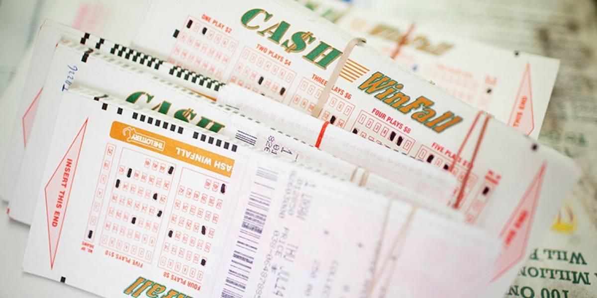 Descubrió un secreto para ganar la lotería: ganó 27 millones de dólares