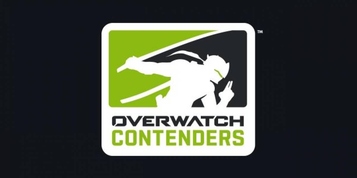 Comienza el torneo Overwatch Contenders Sudamérica 2018