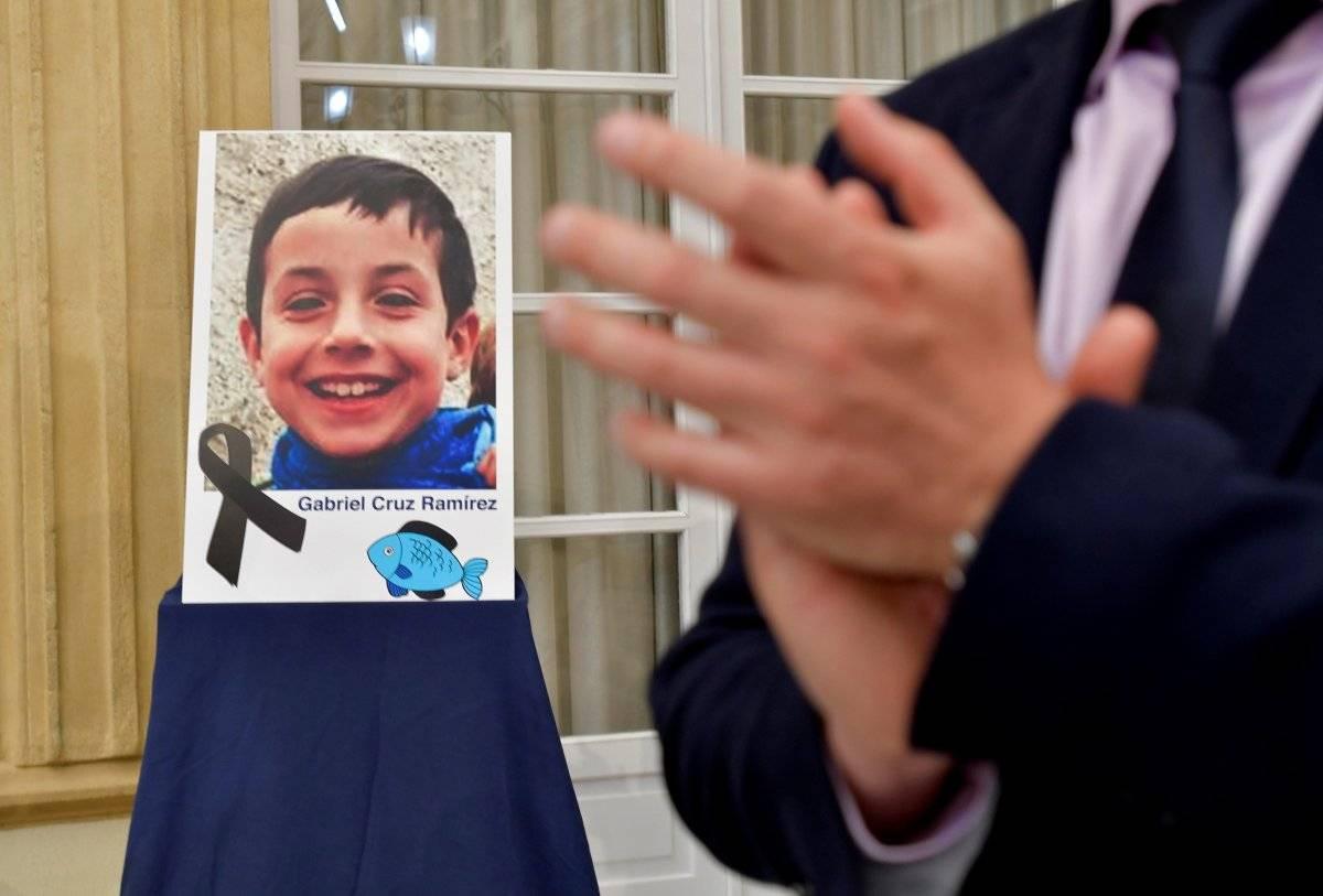 Gabriel Cruz murió estrangulado en el mismo día de su desaparición, según autopsia EFE
