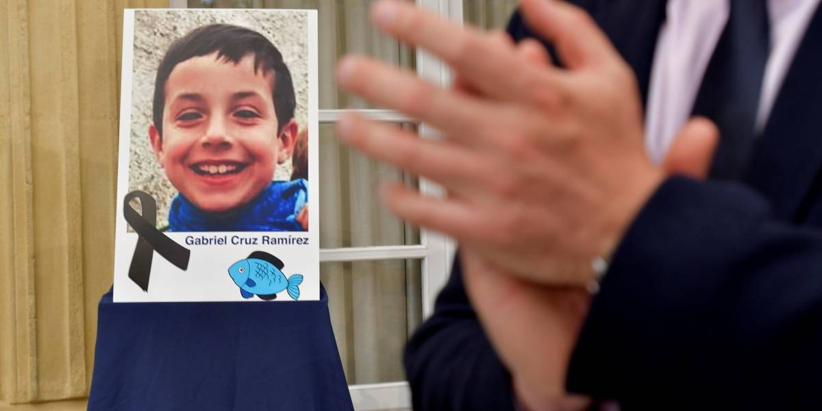 España: Autopsia de Gabriel confirma que fue estrangulado