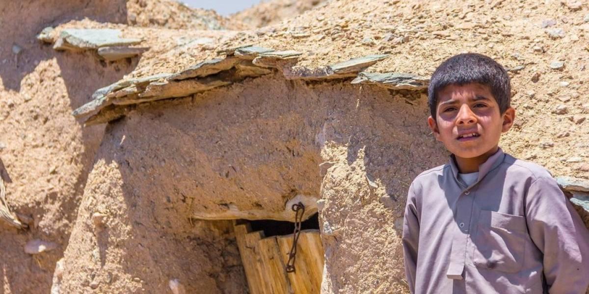 """A antiga """"cidade de anões"""" do Irã em que os moradores mediam 1 metro"""