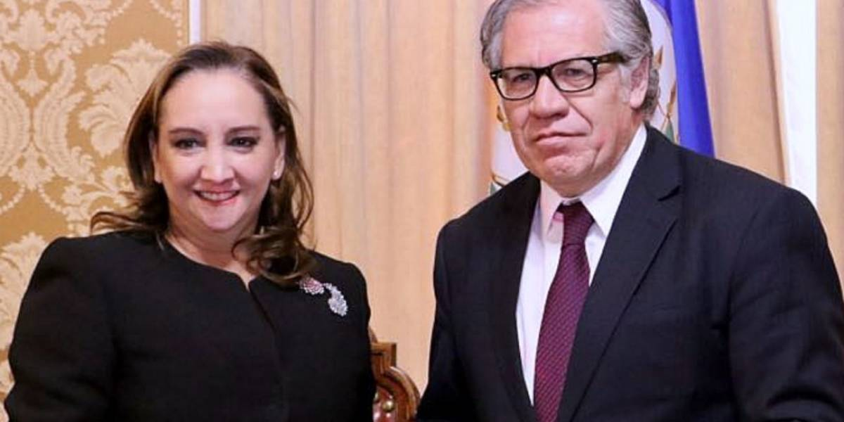 El PRI entrega a la OEA expediente de investigación sobre Anaya
