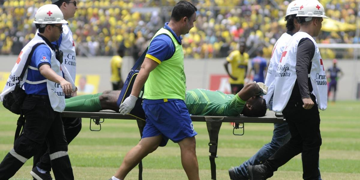 Pedro Ortíz y 'Tuca' Ordóñez, bajas en Delfín para Copa Libertadores