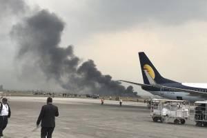 Accidente de avión, Nepal