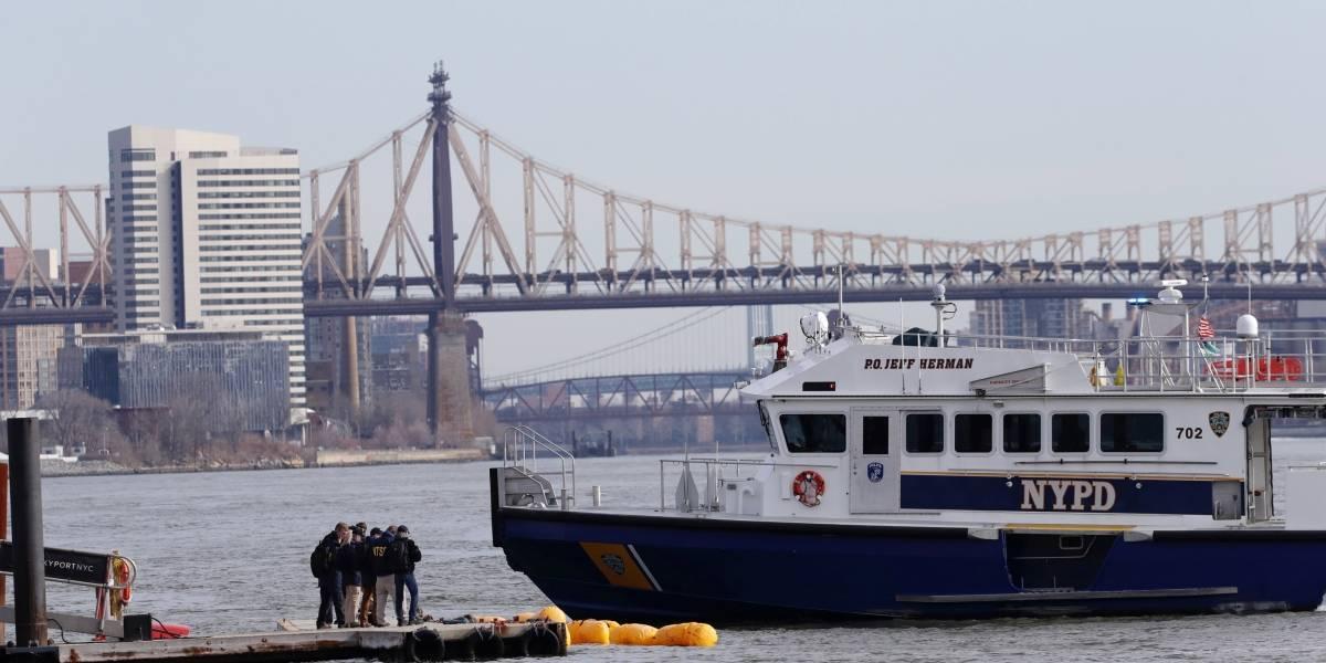 Al menos cinco muertos por accidente de helicóptero en Nueva York