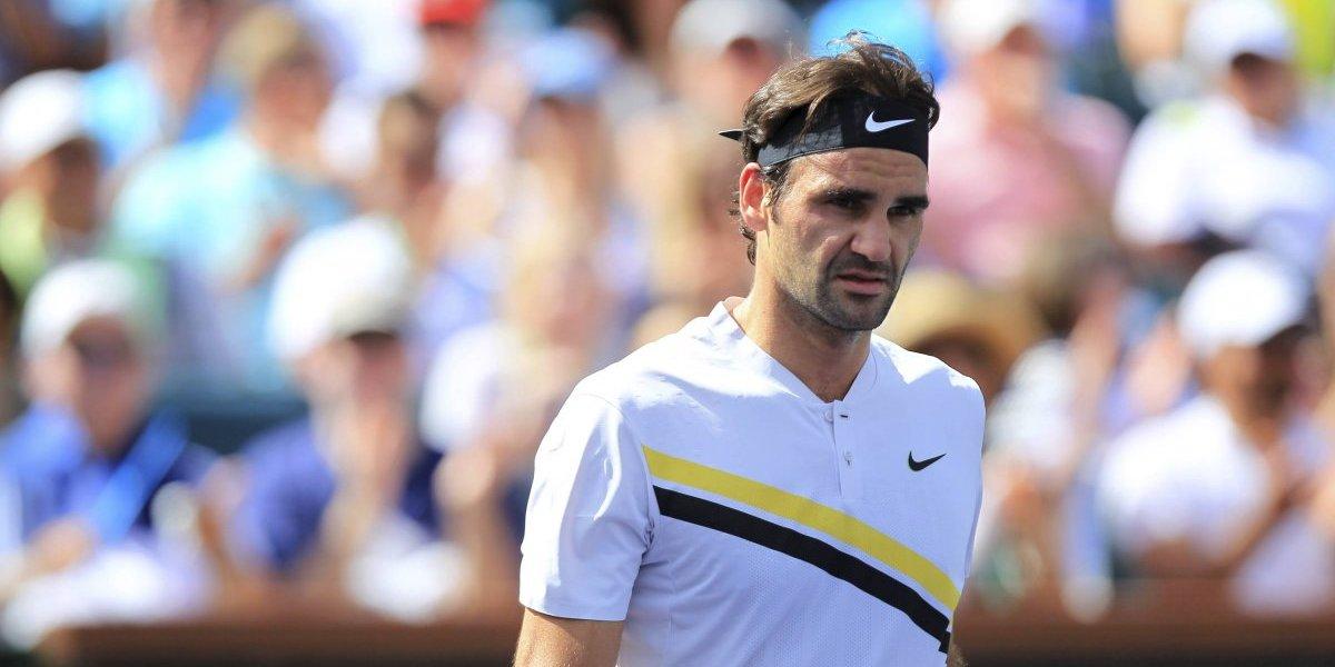 Roger Federer barrió con Filip Krajinovic y avanzó a los octavos de final de Indian Wells