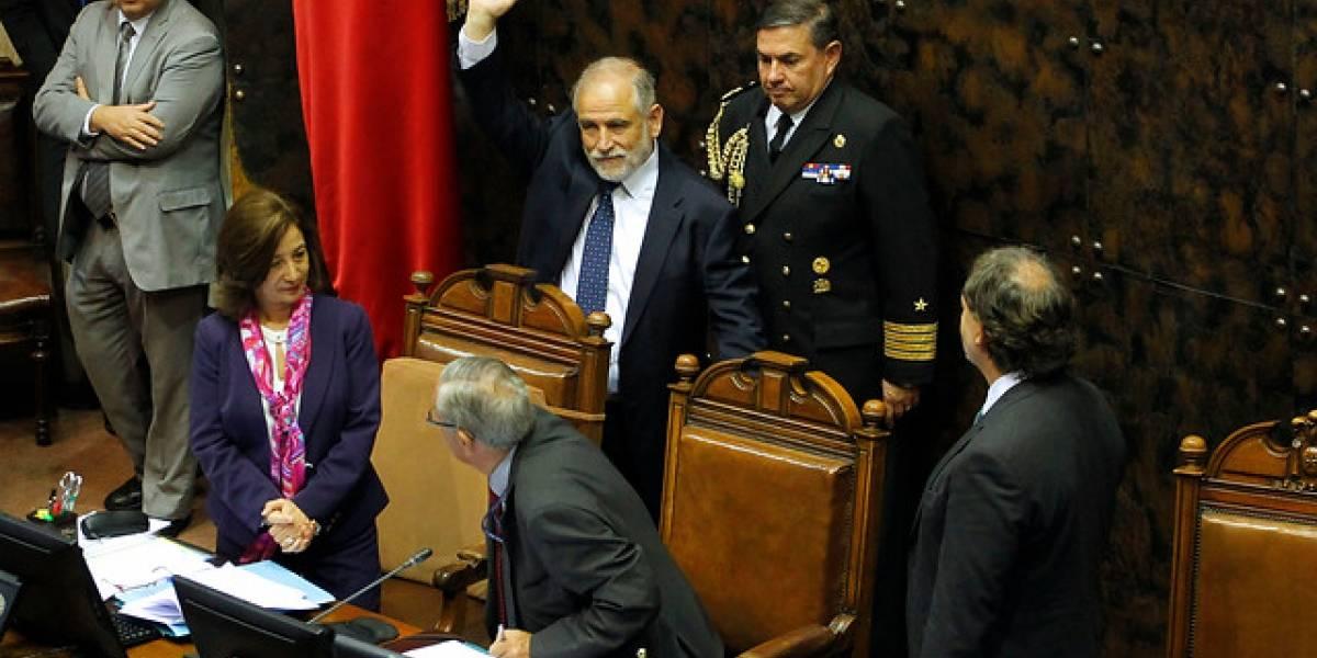 No llevan ni un día y ya hay conflicto: la discusión entre la DC y el bloque PS-PPD por la presidencia del Senado