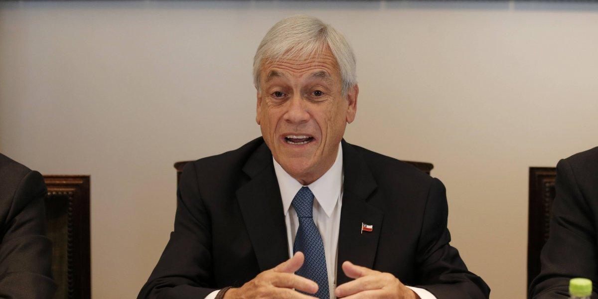 """Piñera en su primer consejo de gabinete: """"Hay que sacar a Chile de este clima de estancamiento y pesimismo"""""""