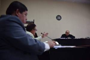audiencia contra presuntos integrantes de la banda Los Pelones